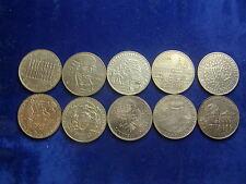 20 Schilling Komplettserie 1993  10 Münzen ) Österreich Gedenkausgaben W/16/1066