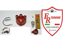KIT RICAMBI SPINTEROGENO CON CANDELE NGK FIAT 500 R/126