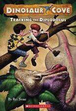Tracking the Diplodocus (Dinosaur Cove #9)-ExLibrary