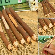 Unique Natural Wooden Ball Point Wood Pen for Birthday Wedding Guest Lover Gift