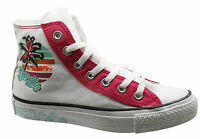 Converse Chuck Taylor All Star CT Socal Hi Canvas Trainers Unisex 104874 U2