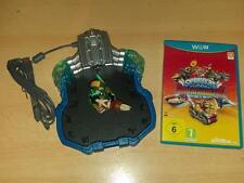 Skylanders Superchargers Nintendo Wii U Game, Portal & Super Shot Stealth Elf