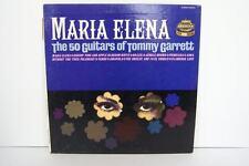 50 Guitars Of Tommy Garrett - Maria Elena Vinyl LP Record Album LMM 13030