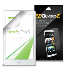 2X EZguardz LCD Screen Protector Cover HD 2X For Acer Iconia Tab 8 A1-850FHD