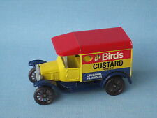 Matchbox Ford Model T Van With Side Window Pre-Pro MB-44