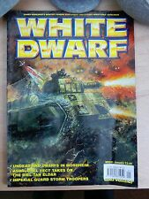White Dwarf Magazine 241 January 2000 free 1st class postage