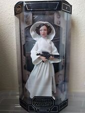 Disney Star Wars Princess Leia Limited Edition Doll D23 Expo Carrie Fisher