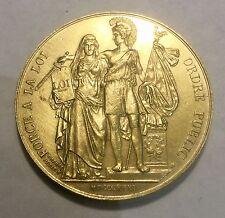 Médaille Comemorative Louis Philippe Ordre Public