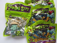 1 Dr. D. Kay swobblerz + 3 cartocci Zombie ZITY * bouncerz * NUOVO * OVP * (8)