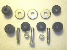UK Made Petrol Tank Fixing Kit Triumph Unit 500 1968 to 73. Unit 650 1969 to 70