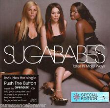 SUGABABES - Taller In More Ways (UK 12 Trk Enh CD Album)