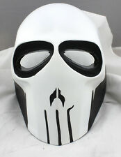 PC Lens Eye Mask Paintball Airsoft Full Face Protection Skull Mask Prop M07821