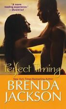 Perfect Timing by Brenda Jackson (2014, Paperback)