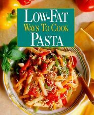 """NEW*UNOPENED* """"Low-Fat Ways to Cook Pasta~1995 SPIRALBOUND HC"""