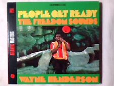 FREEDOM SOUNDS feat. WAYNE HENDERSON People get ready cd OTIS REDDING MINT!!!