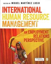 International Human Resource Management von Miguel Martinez-Lucio (2013,...