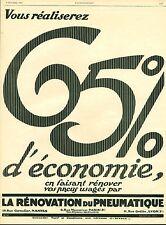 """Publicité Ancienne """" Voiture Automobile Pneus 1926 ( P 34 ) Wallace - Paris No 4"""