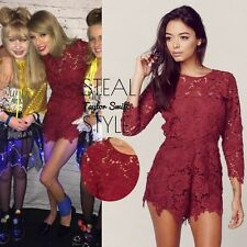 As seen on Taylor Swift, Lovers and Friends, Peony Romper msrp $330