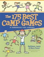 The 175 Best Camp Games: A Handbook for Leaders-ExLibrary