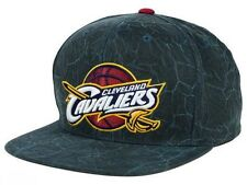 Cleveland Cavaliers Mitchell & Ness NBA Color Crease Adjustable Snapback Cap Hat