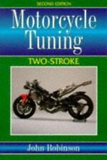 Motorcycle Tuning Two-Stroke, Second Edition-ExLibrary