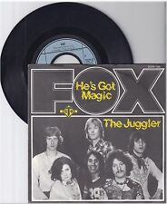 "Fox, he 's got Magic, G/VG, 7"" single 1011-5"