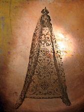 Plaque gravure cuivre XIX° old copper engraving plate St Marie