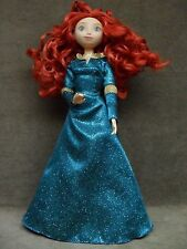 "Disney Princess Merida 12"" Brave Doll Only"