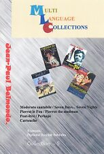 Jean-Paul Belmondo. Collection 5  English Subtitles. 4  movies