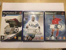 3 Juegos De Playstation 2 PS2 fútbol es fútbol 2002 2003 2004