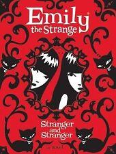 NEW Emily the Strange: Stranger and Stranger Hardcover Book