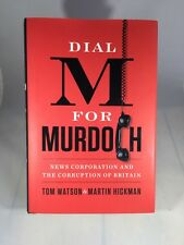 Dial M For Murdoch Hardcover