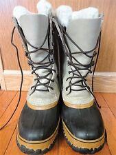 LACROSSE Winnipeg HEAVY DUTY Winter Snow Boots WOOL Liners Women's 6 Boys 4 USA
