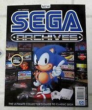 SEGA ARCHIVES Ultimate COLLECTORS GUIDE Retro Gamer CLASSIC SEGA HISTORY 20 Game