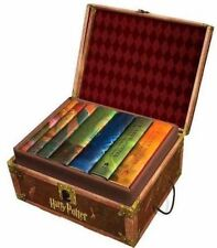 Harry Potter Hard Cover Boxed Set Books #1-7 (Hardcover Box Set) J. K. Rowling