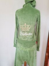 ladies JUICY COUTURE  tracksuit  size  S