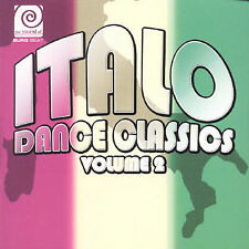 Sound of Euro Beat: Italo Dance Classics V.2 Various Artists MUSIC CD