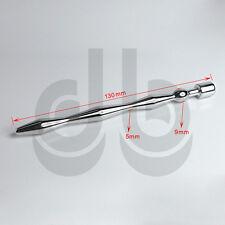 In acciaio inox Uretrale Sound-Dilatatore CBT Plug Tubo CATETERE Pene Anello ff634