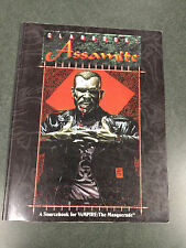 Clanbook  Assamite     World of Darkness   White Wolf   2059