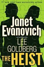 The Heist: A Novel (Fox and O'Hare) Evanovich, Janet, Goldberg, Lee Hardcover