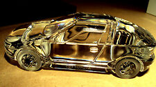 TOYOTA SERA - HOYA CRYSTAL GLASS SERA CAR MODEL & BOXES - RARE - MADE IN JAPAN