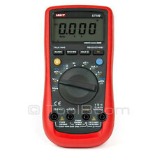 UNI-T UT109 Digital Automotive Multimeter AC/DC Volt Amp Ohm Hz Temp Tach Dwell