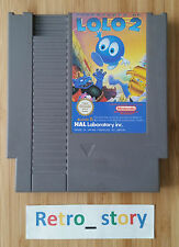 Nintendo NES Adventures Of Lolo 2 PAL