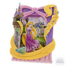 Authentic Disney Parks Rapunzel Photo Frame from Tangled Picture