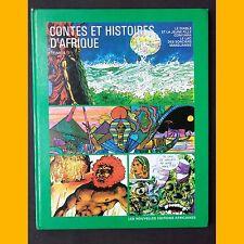 Nouv. Éd. Africaines CONTES ET HISTOIRES D'AFRIQUE Tome 3 A. Coulibali 1978
