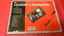 "ECLIPSE CAT 5 TERMINATION KIT #500-021 ""NEW"""
