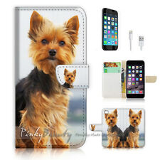 iPhone 7 (4.7') Flip Wallet Case Cover P1720 Puppy Dog