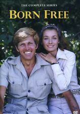 Born Free: The Complete Series (2012, DVD New) DVD-R