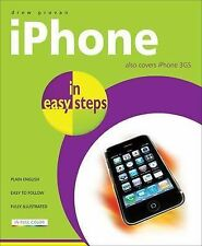 iPhone in Easy Steps: Covers iPhone, iPhone 3G and iPhone 3GS, Drew Provan