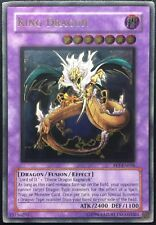 Yu-Gi-Oh! King Dragun FET-EN036 Ultimate Rare Lightly Played Fast Shipping!